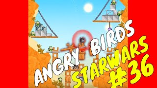 ANGRY BIRD STARWARS 2 DARTH VADER DESTROY CLOWN HIDING IN CLIFF  Part 36 by Youngandrunnnerup