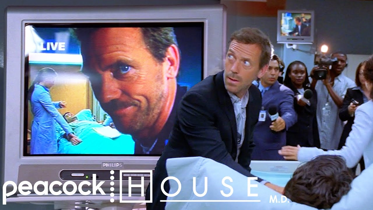 House Makes Compelling TV | House M.D.