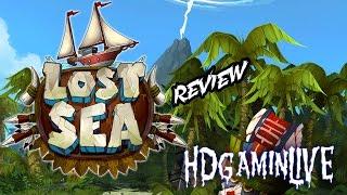 Lost Sea PS4 Review - Procedurally Fun?