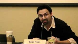 Do diligence in investors as much as they do on you - Saad Khan