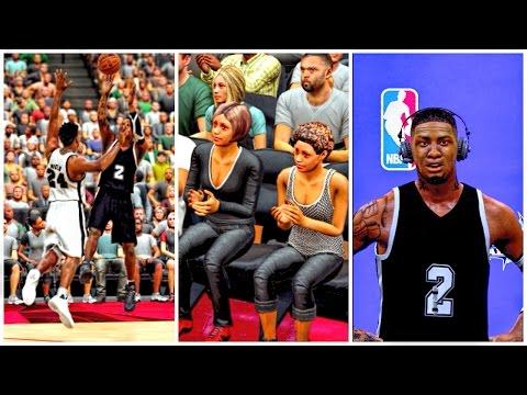 All Star Weekend   Rising Star Challenge   MAMA COURTSIDE BALLING LIKE KOBE   NBA 2k17 MyCareer