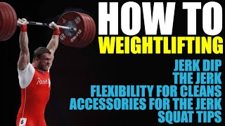 Dmitry Klokov - Olympic Weightlifting for Beginners 3/3