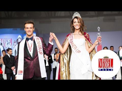 Best Model of the World 2014: Runner-up 1 - Belgium Sebastien Maeyens   Turkey Cansu Melis Karakus