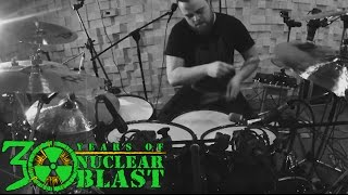 """DECAPITATED - """"Never"""" (OFFICIAL DRUM PLAYTHROUGH)"""
