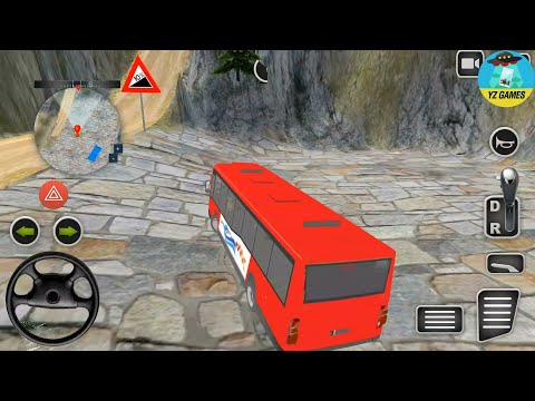 Bus Simulator 2017 Real Bus - Android GamePlay FHD