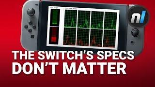 The Switch's Final Specs Don't Matter | Soapbox