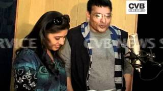 SUNIDHI CAHUHAN CELEBRATES FATHER