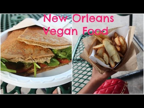 What A Vegan Eats- NEW ORLEANS EDITION