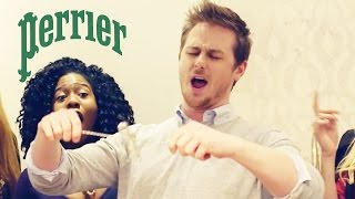 When You Show Up To A Party Solo // Presented By BuzzFeed and Perrier