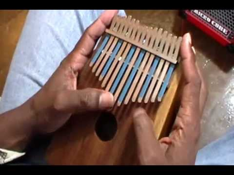 The Kevin Spears Style Kalimba (KSSK)