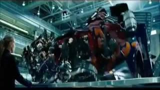 Optimus Prime Transforming | Transformers 3