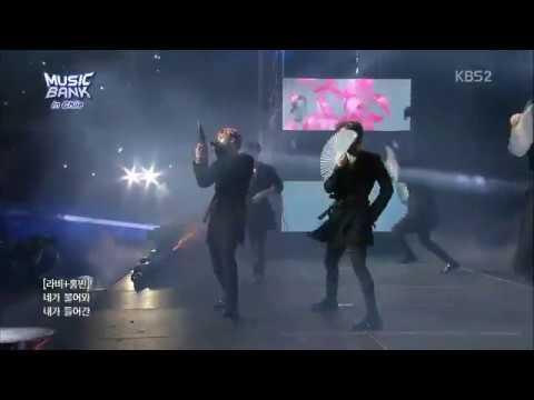 2018 MUSIC BANK CHILE VIXX [KBS] SHANGRI LA [PART 1]