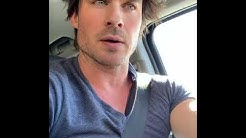 Ian Somerhalder Instagram Video