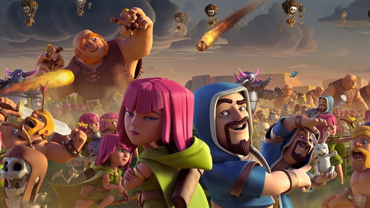 Top 10 Games Like Clash of Clans (Best Alternative Forever)
