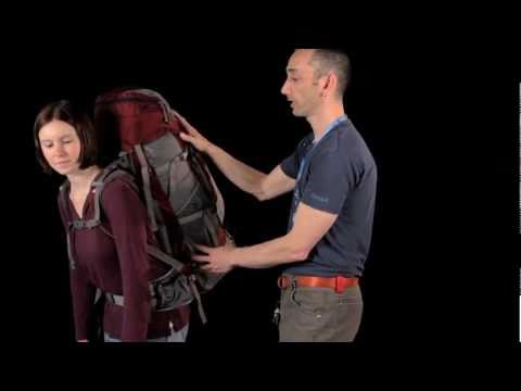 How to Fit a Backpack - Eastern Mountain Sports