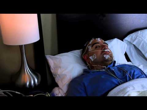 """Welcome to the Sleep Lab"" Santa Monica Sleep Disorders Center"