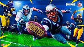 🏈MARK A TOUCHDOWN AND TAKE FORTNITE SKIN NFL SWEEPSTAKES 🏈