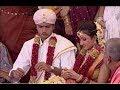 Agnisakshi Serial Vaishnavi and Vijay Surya Marriage Video