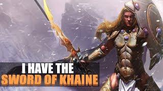 Sigvald got the Sword of Khaine - Warhammer 2 Mortal Empires Livestream #3