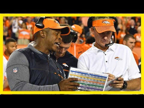 Report: 'growing frustration' with mike mccoy's offensive scheme in denver