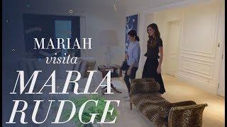 Visita na casa da Maria Rudge! Video