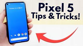 Google Pixel 5 - Tips and Tricks! (Hidden Features)