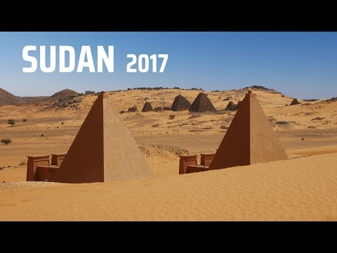 A trip to Sudan - travel video 2017