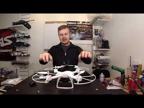 Gennemgang af kamera til Drone ST9 V2