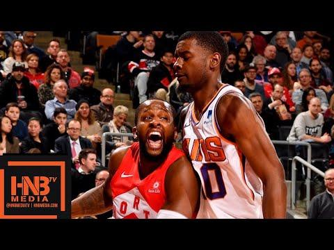 Toronto Raptors vs Phoenix Suns Full Game Highlights | 01/17/2019 NBA Season