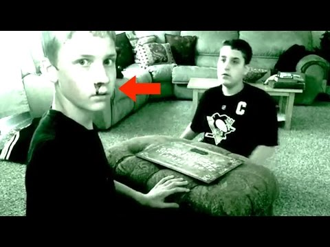 Top 15 Scariest Ouija Board Videos