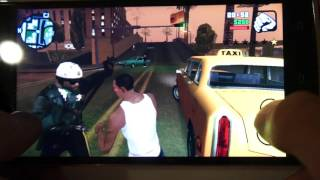 dexp Ixion ES155 GTA San Android GamePlay