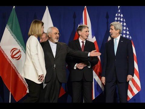 Iran nuclear talks Framework deal agreed