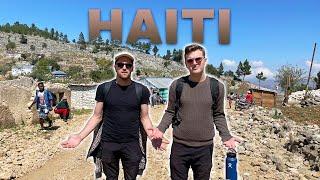 Our Terrifying Trip to Haiti