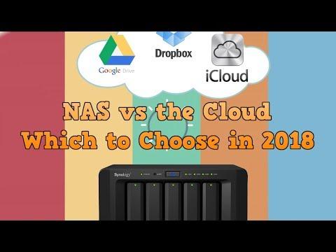 NAS vs the Cloud in 2018