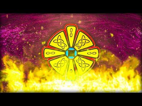 Божественный огонь КРЕС сжигает ПОРЧУ, ПРОКЛЯТИЯ, ЧЕРНОЕ КОЛДОВСТВО!