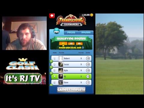 ItsRJTV Live Stream Thanksgiving Tournament pro