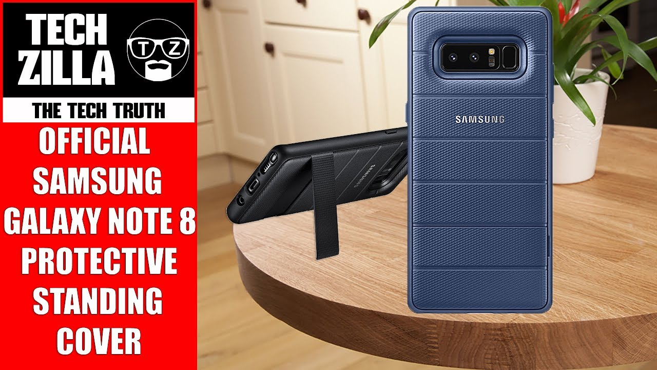 sale retailer 55c8b c8e56 Official Samsung Galaxy Note 8 Protective Standing Cover