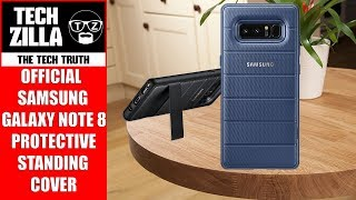 Official Samsung Galaxy Note 8 Protective Standing Cover (4K)