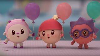 Малышарики - Поехали - серия 35 - обучающие мультфильмы для малышей 0-4