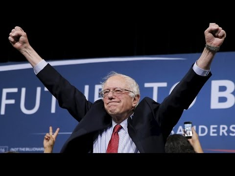 US Election 2016 Sanders wins Washington, Alaska and Hawaii