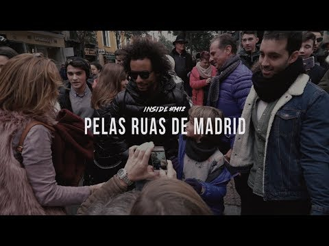 Inside #M12 | Pelas ruas de Madrid | Through the streets of Madrid