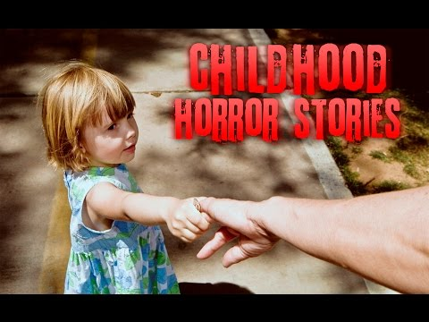 5 Disturbing True Childhood Horror Stories [Feat. The Sinful Savant]