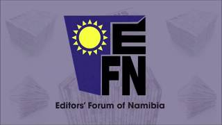 2019 Editors' Forum of Namibia (EFN)