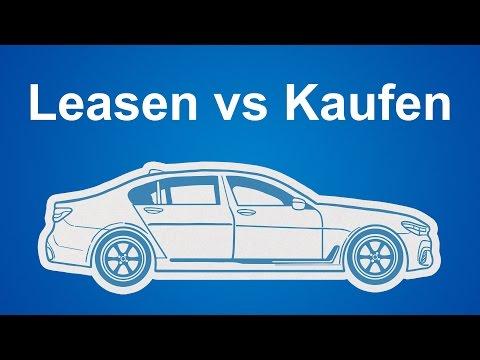 Auto leasen oder kaufen? Was ist günstiger? - AnyoneCan