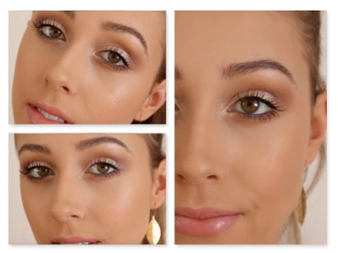 easy summer makeup tutorial  youtube