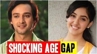 Shocking Age GAP Between Ashnoor Kaur & Saurabh Raj Jain
