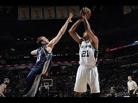 Grizzlies and Spurs Battle it Out in Triple-OT
