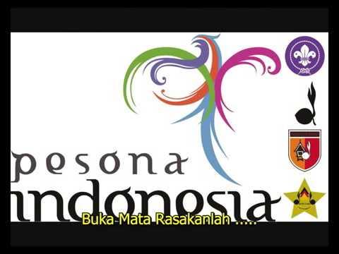 Lagu kebangsaan pesona indonesia WONDERFULL INDONESIA WISATA