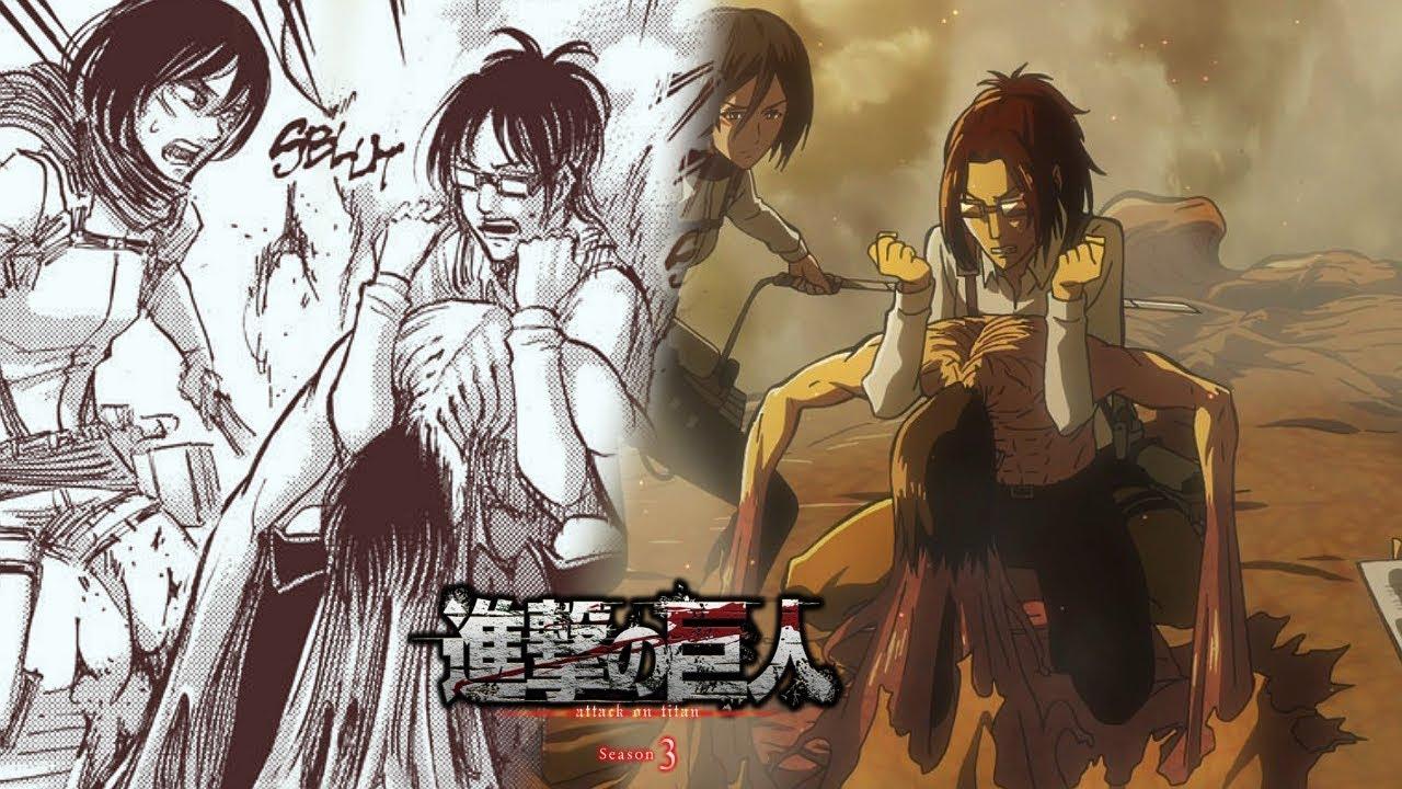 TODO MAL: SHINGEKI NO KYOJIN SEASON 3 CAPITULO 1. (anime ...