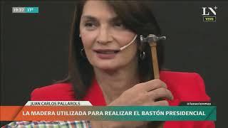 La razón mística por la cual Macri no quiso recibir el bastón presidencial